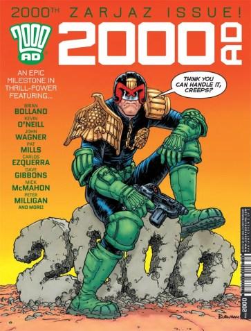 Dredd 2000 AD