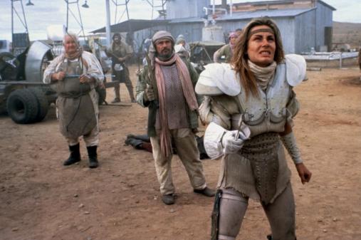 Mad Max Warrior Woman