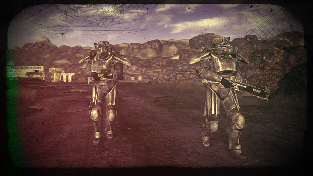Fallout New Vegas Brotherhood Patrol