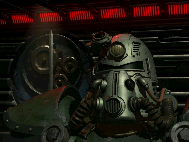 Fallout t-51b power armor