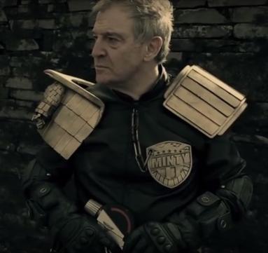 Dredd Judge Minty