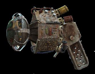 gamma-gun