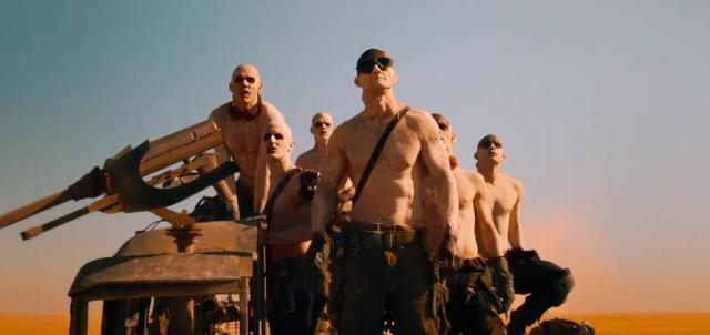 Mad Max War Boys