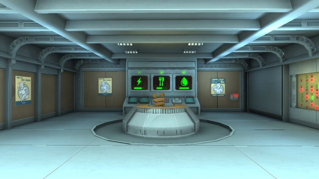 Fallout Shelter Overseer Office
