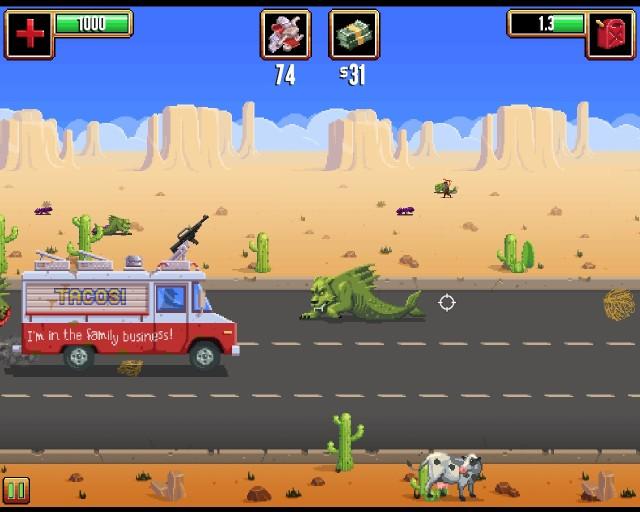 Gunman Taco Truck Gameplay