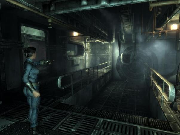 Fallout 3 Escape