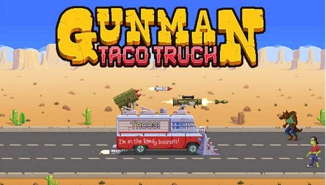 Gunman Taco Truck Header
