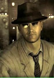 Fallout Mr. Burke