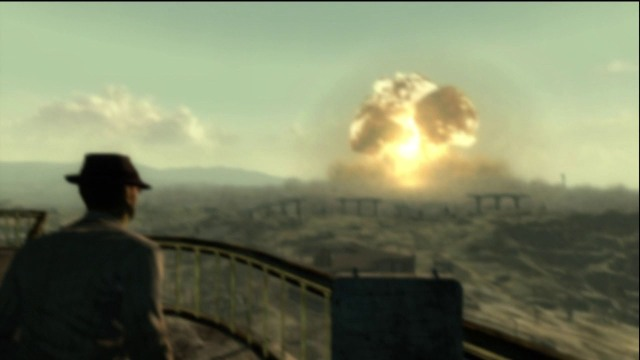 Fallout Nuke Megaton