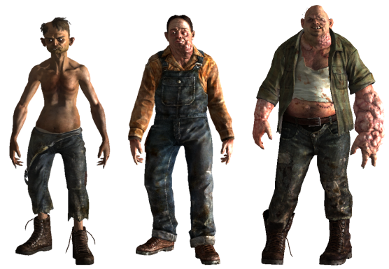 Fallout Swampfolk