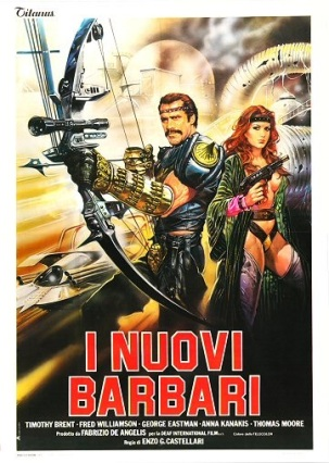 The New Barbarians Movie
