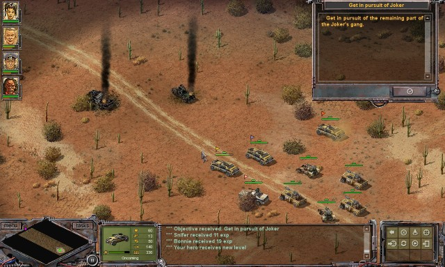 Desert Law Gameplay