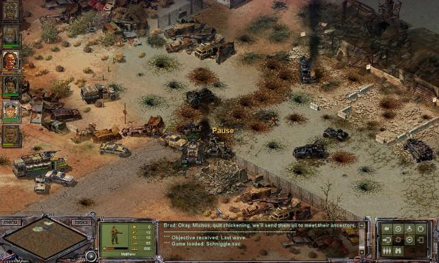 Post Apocalyptic RTS