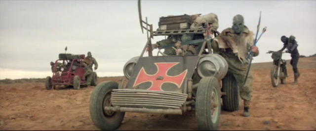 Mad Max Smegma Crazies