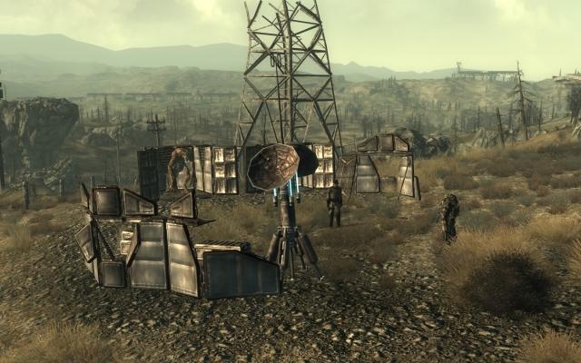 Fallout 3 Enclave Camp