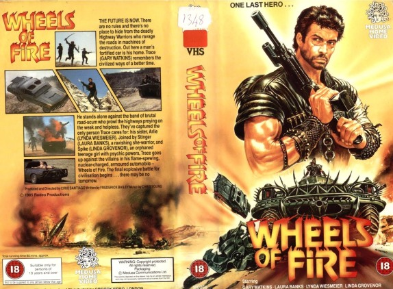 Wheels of Fire Cover