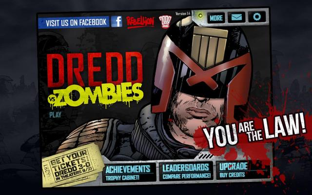 Karl Urban Dredd Game