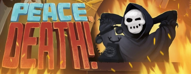 Peace Death Header