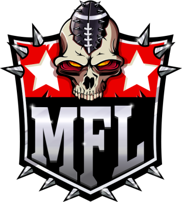 Mutant Football League Logo