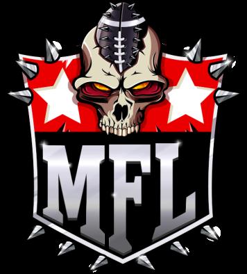 Mutant Football League Logo