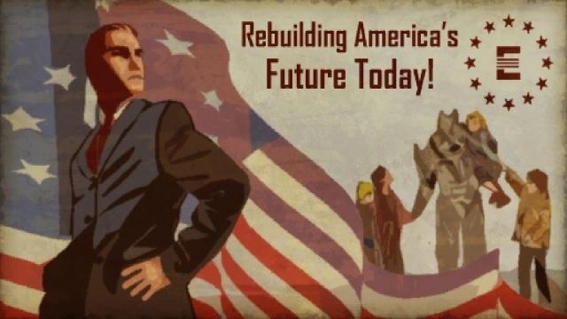Fallout Enclave Poster