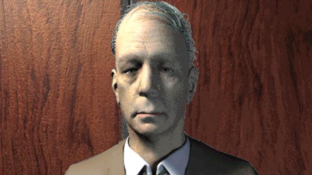 Fallout 2 Enclave President