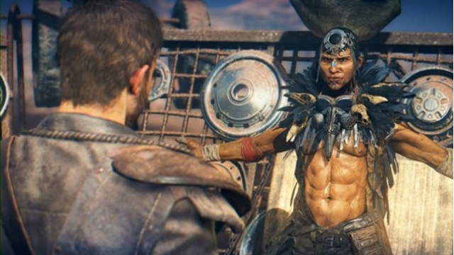 Mad Max Crowdazzle