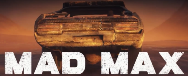 Mad Max Game Credits