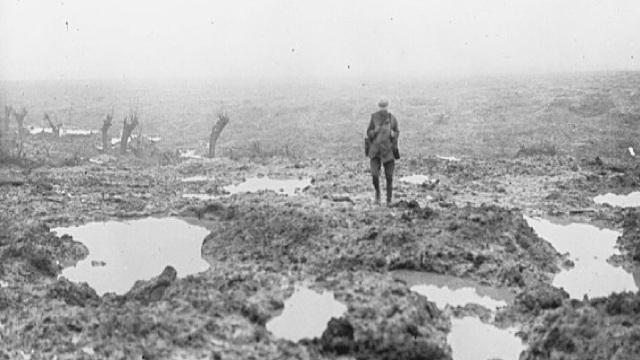 WWI No Mans Land
