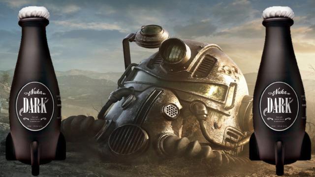 Fallout Nuka Dark Header