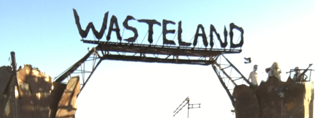 Wasteland Weekend Gate